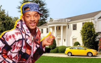 "Stay at the ""Fresh Prince of Bel-Air"" mansion for $30/night"