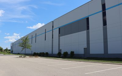 Principle Construction Completes 96,305 SF Expansion at Wisconsin Industrial Building