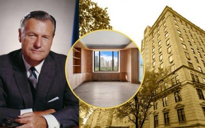 Fifth Ave co-op owned by Rockefeller family hits market